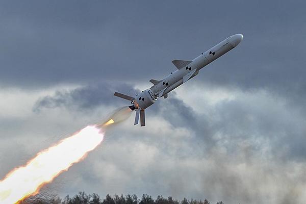 Еще одна украинская ракета должна обуздать Москву. 1