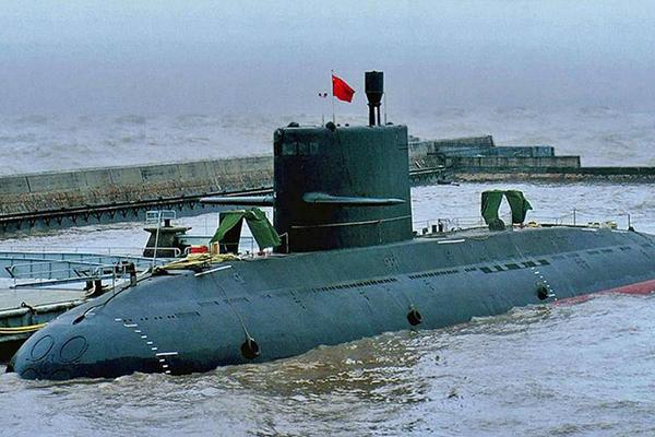 Китайские АПЛ играют в океане в прятки. 2