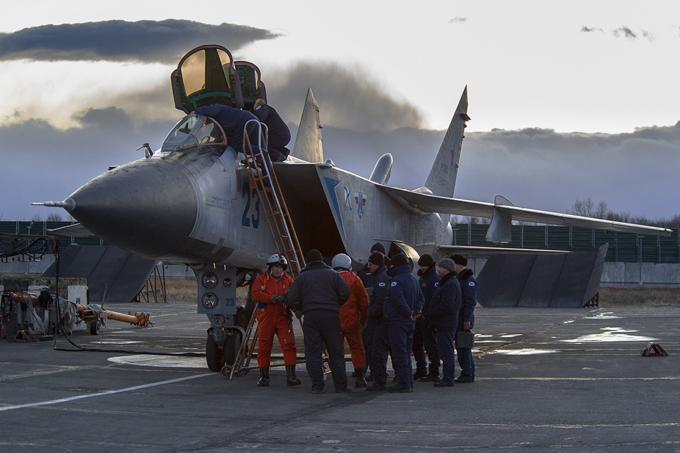 Что могут МиГи-31 на Камчатке. ФОТО. 14779.jpeg
