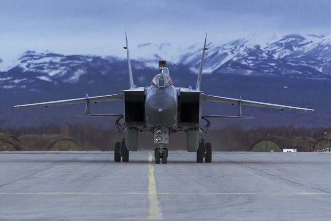 Что могут МиГи-31 на Камчатке. ФОТО. 14780.jpeg