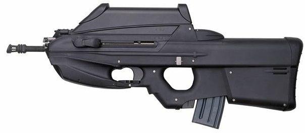 FN Herstal F2000 (Бельгия)