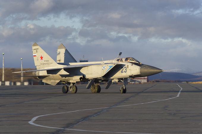Что могут МиГи-31 на Камчатке. ФОТО. 14785.jpeg