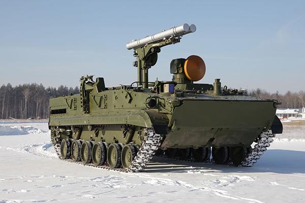 ПТРК Хризантема-С востребована на Востоке и в Африке. 1