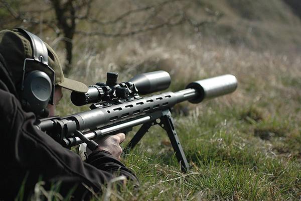 Датчане решили всерьез заняться снайперами. 1