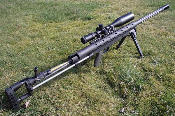 Датчане решили всерьез заняться снайперами. 2