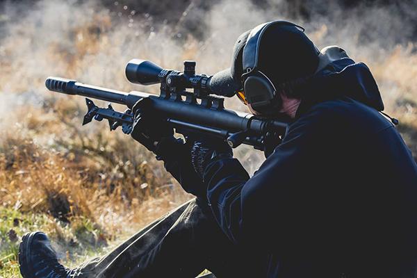Датчане решили всерьез заняться снайперами. 3