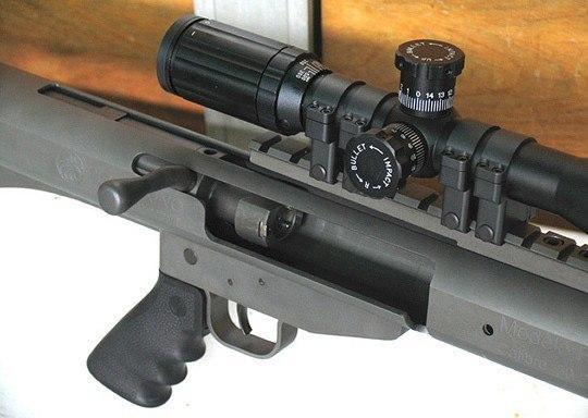 Крупнокалиберная снайперская винтовка Peregrino FS50