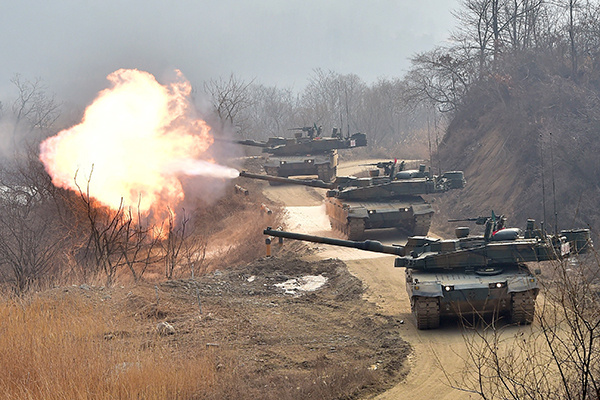 Южная Корея дорабатывает К2