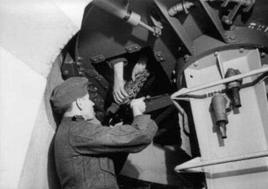 Немецкий автоминомет «50мм Maschinengranatenwerfer M19». Видео. Немецкий автоматический 1