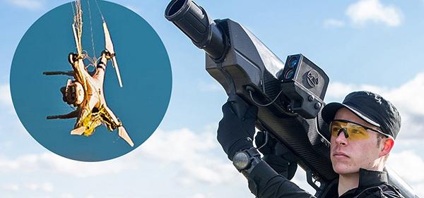 Ружье-антидрон обезвредит натовские БПЛА. 4