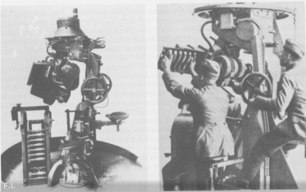 Немецкий автоминомет «50мм Maschinengranatenwerfer M19». Видео. Немецкий автоматический 4
