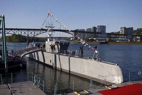 Американцы получили новую военно-морскую игрушку. 1