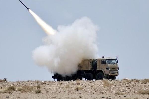 Россия разработала ракету-антидрон. 1