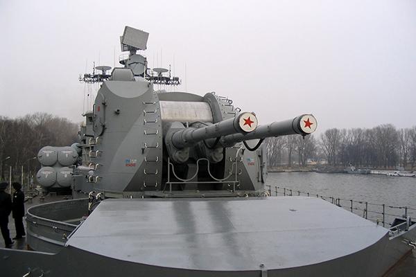 Русская пушка прошлого века эффективна против дронов. 1
