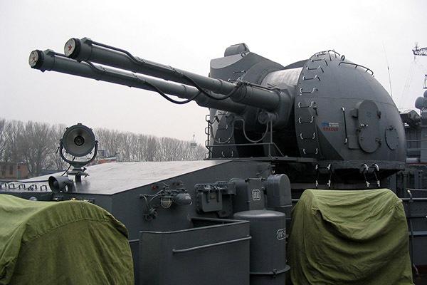 Русская пушка прошлого века эффективна против дронов. 2
