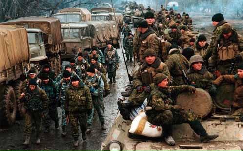 """Как в 1994-м входили в Чечню. """"О мерах по обеспечению 0"""