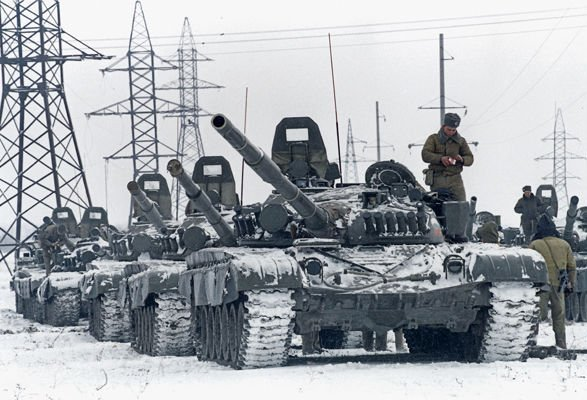"""Как в 1994-м входили в Чечню. """"О мерах по обеспечению 2"""