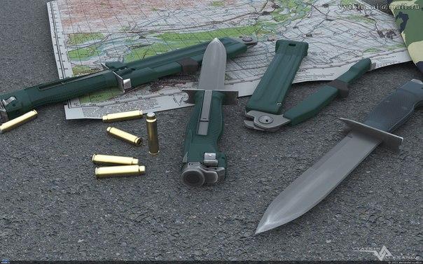 Стреляющий нож (Россия)