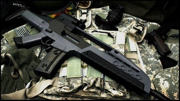 Штурмовая винтовка XM8 (США)
