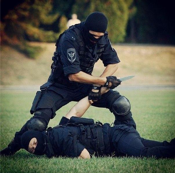 7 принципов ведения боя.