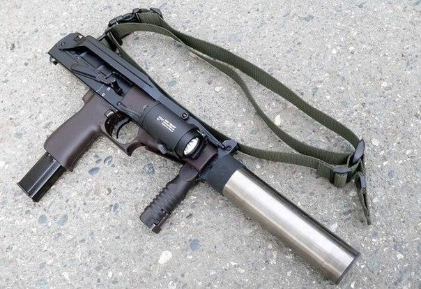 Пистолет-пулемёт СР-2 «Вереск»