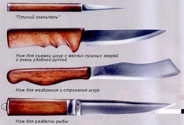 Нож на Охоту
