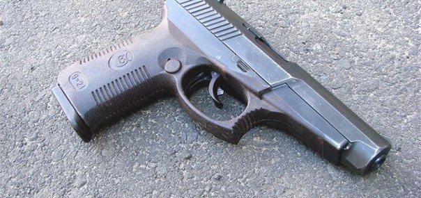 Пистолет СПС