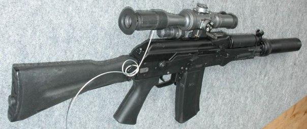 Автомат Калашникова АК-9 (Россия)