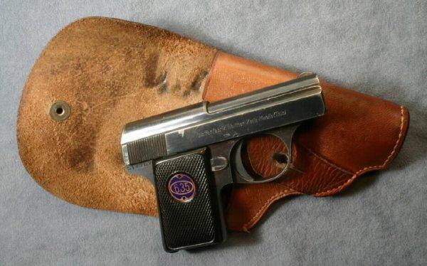 Карманный пистолет Walther Model 9