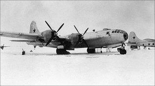 Ту-4: бомбардировщик для ядерного удара