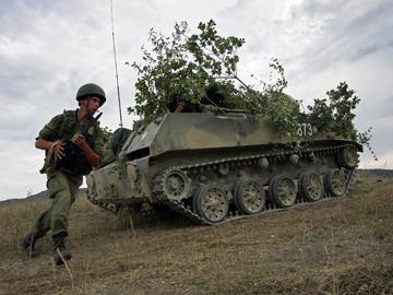 Боевая машина десанта. ФОТО