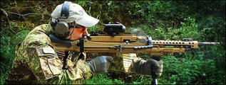 Пулемет HK 221 (Германия)