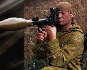 Боевое применение РПГ-7