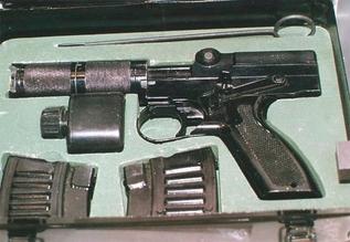СПК-1: забойный пистолет морских диверсантов РФ
