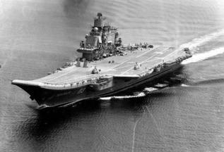 Тяжёлый авианесущий крейсер СССР «Тбилиси»