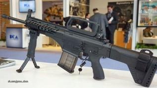 Новая штурмовая винтовка для турецкой армии
