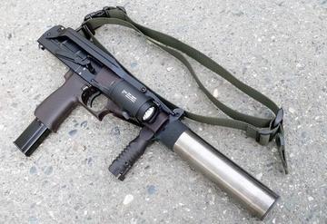 Пистолет-пулемёт СР-2 «Вереск» - оружие обороны