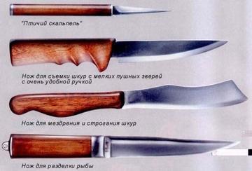 Как правильно выбрать нож для охоты?