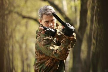 Ножевой бой - техника и тактика атаки