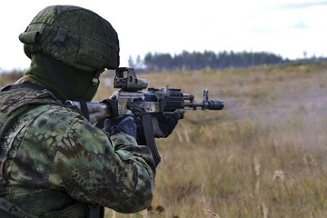 Гимнастика для глаз: из практики снайперов