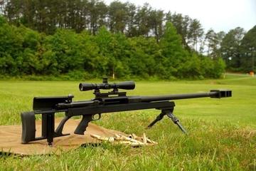 Снайперская винтовка Armalite AR-50 - против снайперов