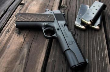 Colt 1911: Предыстория и история создания
