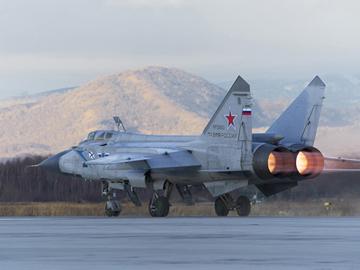 Что могут МиГи-31 на Камчатке. ФОТО