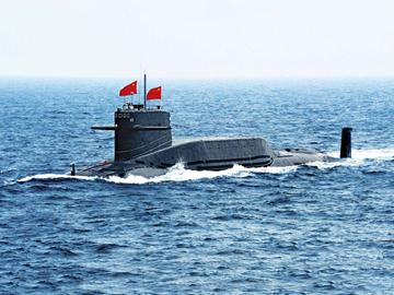 Подводный щит Китая. ФОТО