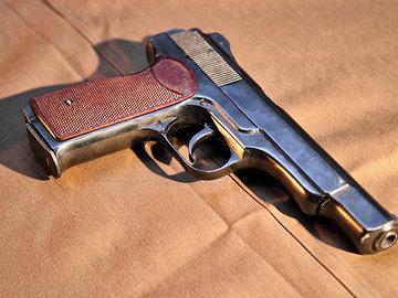 Автоматический пистолет Стечкина ( АПС)