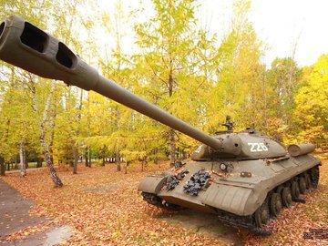Бронированный сюрприз Иосифа Сталина  - танк ИС-3. Видео