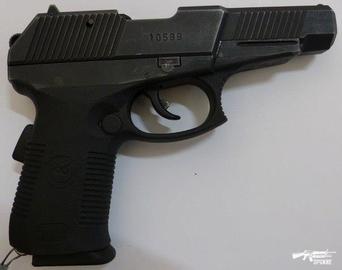 Гюрза: Пистолет СР1ПМ (СР-1 ПМ) (Россия)