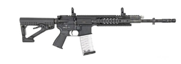 Немецкая винтовка-гибрид RS556. Видео