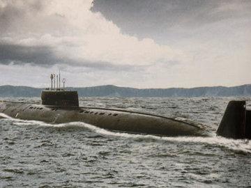 Убийца «авианосцев»: Субмарина особо секретного проекта