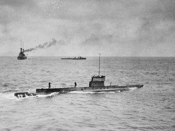 Ушедшая на задание 100 лет назад субмарина вернулась